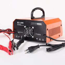 Patriot BCI-20M Зарядное устройство Patriot Пускозарядные устройства Полезные мелочи
