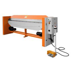 Станок листогибочный сегментный электромеханический Stalex EFMS 2520 Stalex Электромеханические Листогибочные прессы
