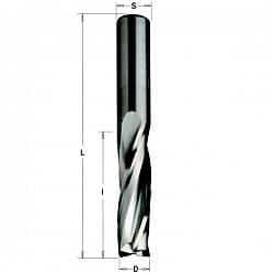 Серия 193 Z3 спиральные фрезы верхний рез CMT Спиральные Фрезы по дереву
