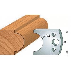 Комплекты ножей и ограничителей серии 690/691 #066 CMT Ножи и ограничители для фрез 40 мм Ножи