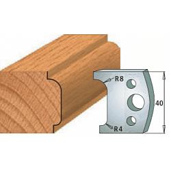 Комплекты ножей и ограничителей серии 690/691 #070 CMT Ножи и ограничители для фрез 40 мм Ножи