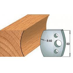 Комплекты ножей и ограничителей серии 690/691 #087 CMT Ножи и ограничители для фрез 40 мм Ножи