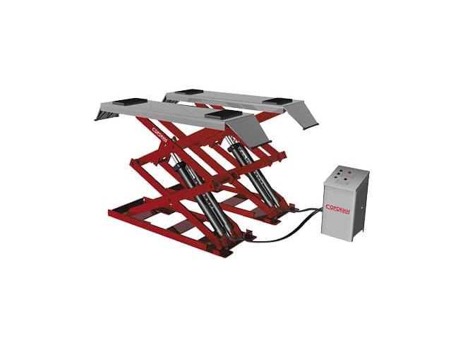 3,0 т. Сорокин 17.11 Подъёмник ножничный напольный 380V Сорокин Ножничные Подъемники